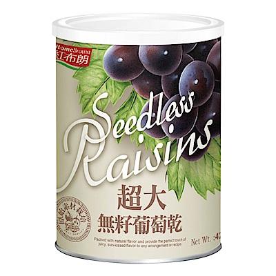 (滿額888)紅布朗 超大無籽葡萄乾(420g)