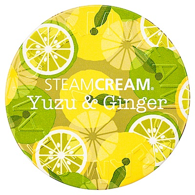 STEAMCREAM蒸汽乳霜 886-YUZU&GINGER-秋冬限定柚子&暖薑