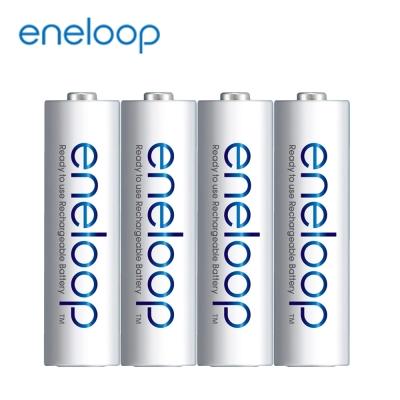 日本Panasonic國際牌eneloop低自放電充電電池組(內附4號4入)