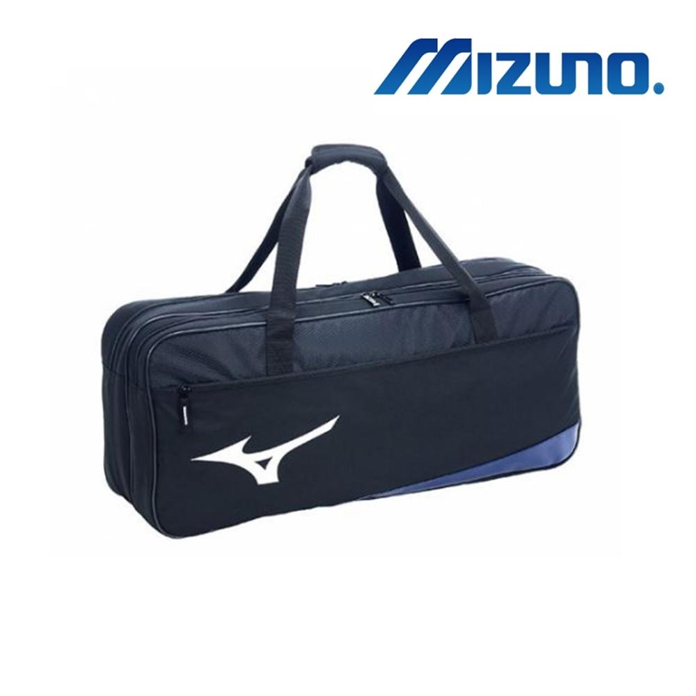 MIZUNO 美津濃 矩型袋(6支入裝)  黑x深藍  73TD010209