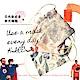 Kiret 卡通印花寶寶兒童口罩2入(顏色隨機) product thumbnail 1