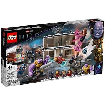 樂高LEGO 超級英雄系列 - LT76192 Avengers: Endgame Final Battle