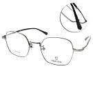 SEROVA眼鏡 低調韓風款/霧槍-黑 #SE SL578 C3
