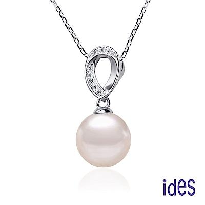 ides愛蒂思 日本設計AKOYA經典系列珍珠項鍊7-8mm/風尚
