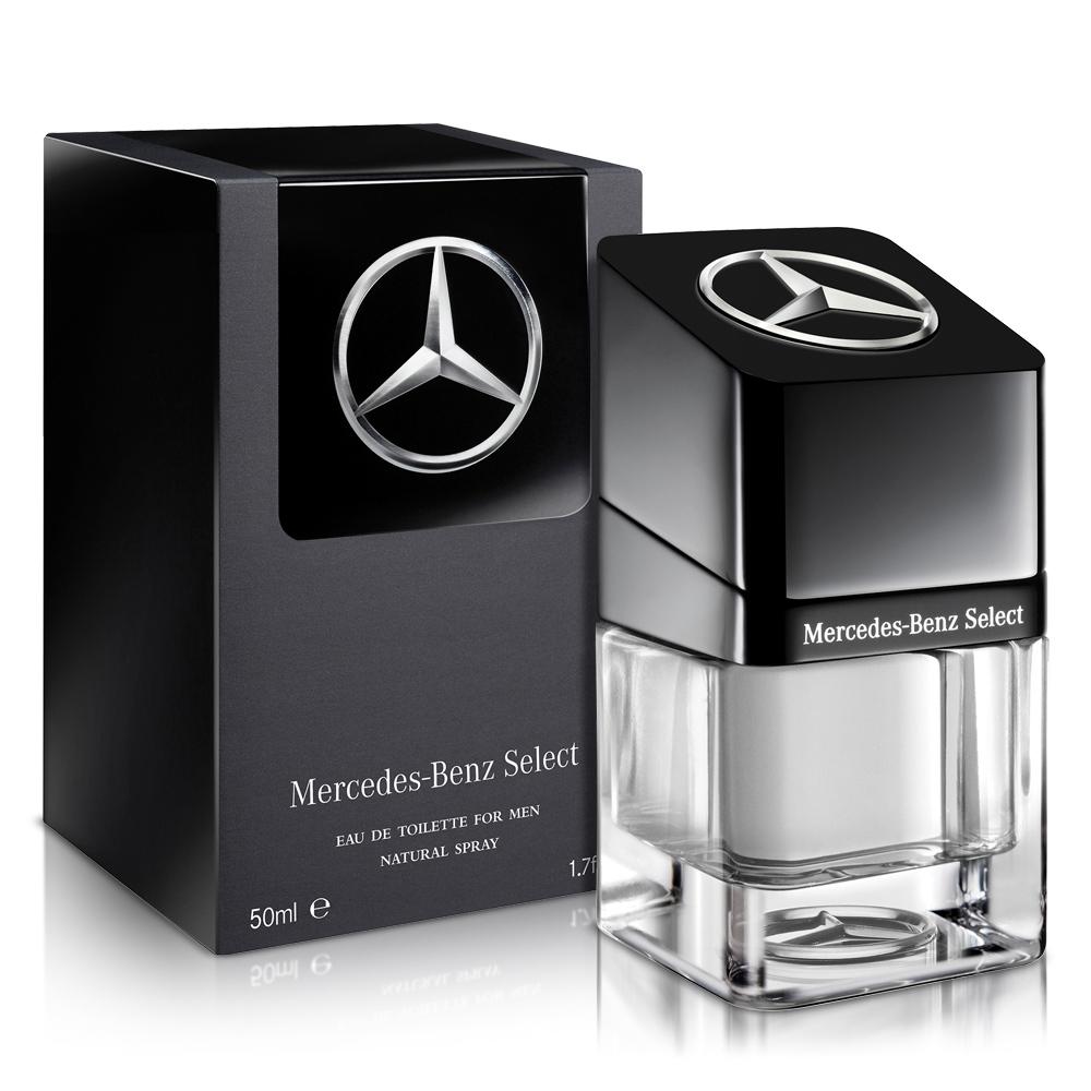 Mercedes Benz 賓士 帝耀非凡男性淡香水50ml