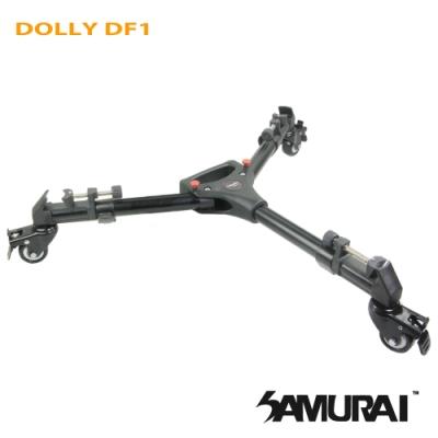 SAMURAI Dolly DF1攝影機三腳架滑輪組