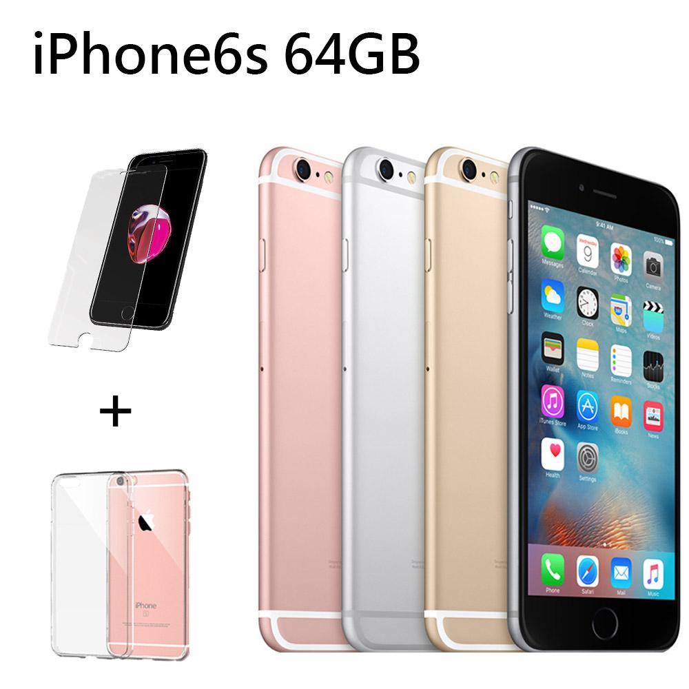 【福利品】Apple iPhone 6s 4.7吋 (64GB) 智慧型手機
