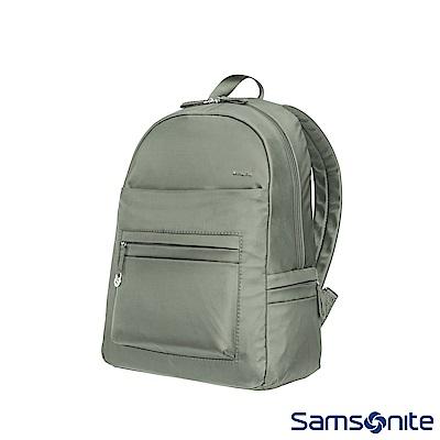 Samsonite新秀麗 Move2.0筆電後背包14吋(灰綠)