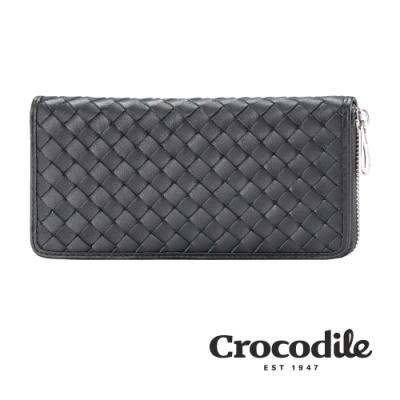 CROCODILE Knitting系列多功能拉鍊包 0103-601