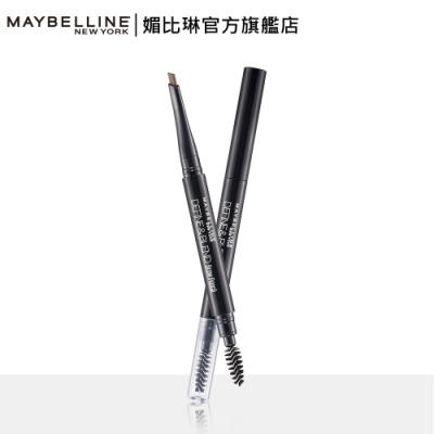 MAYBELLINE 媚比琳 武士道塑型眉筆-灰棕色X3