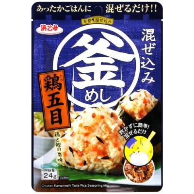 浜乙女 兵乙女五目雞肉風味拌飯料(24g)