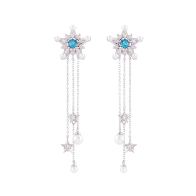 NOONOO FINGERS GLAM STAR EARRING 耳環