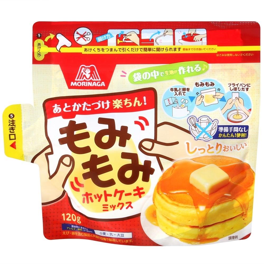 森永製果 森永手作鬆餅粉(120g)