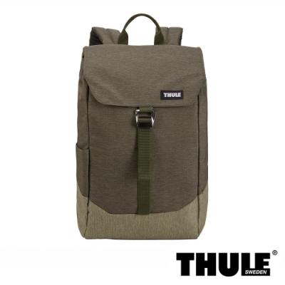 Thule Lithos 16L 15 吋電腦後背包 - 軍綠