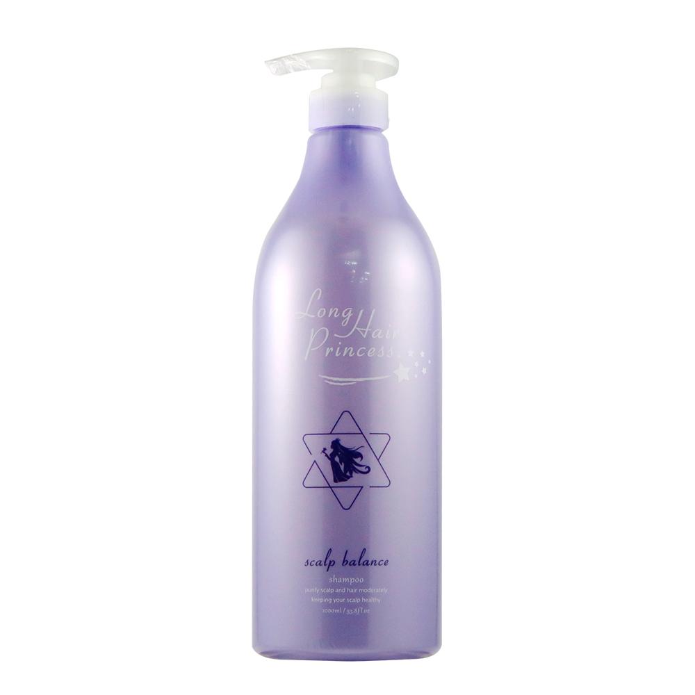 長髮公主的秘密 平衡洗髮浴 1000ml