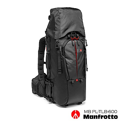 Manfrotto TLB-600 PL Backpack旗艦級長頸鹿雙肩背包 ...