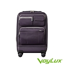 VoyLux 伯勒仕-Vantage系列21吋軟硬殼登機箱-紫色3588117