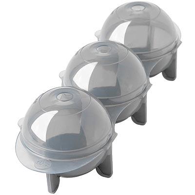 《FOXRUN》Tulz 3格冰球製冰盒(灰)