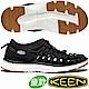 KEEN 1020580黑/白 Uneek O2 青少年戶外編織涼鞋 product thumbnail 2
