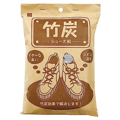 日本 小久保 鞋用竹炭除濕消臭包100gX2入