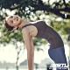 STL yoga bra T SS Balance Slim 韓國瑜珈 運動機能訓練背心上衣(含胸墊)平衡紫 product thumbnail 1
