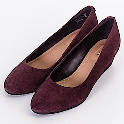 Clarks Vendra Bloom 女休閒鞋 紅