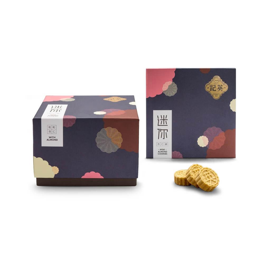 英記餅家 迷你粒粒杏仁餅(36入/盒)