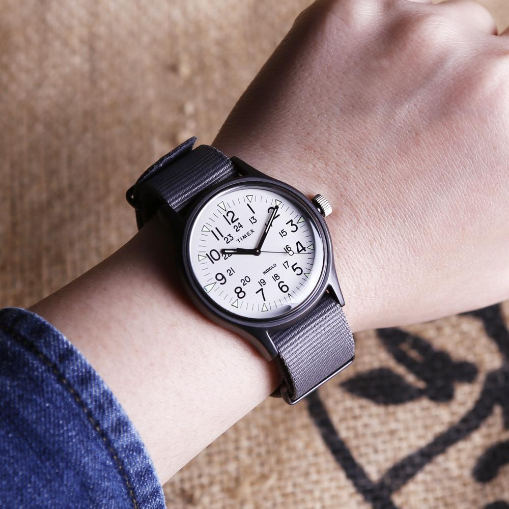 [時時樂限定]TIMEX 天美時 MK1 潮流軍錶-三款任選/40mm