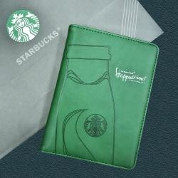 STARBUCKS 星巴克 旅遊手札護照套(
