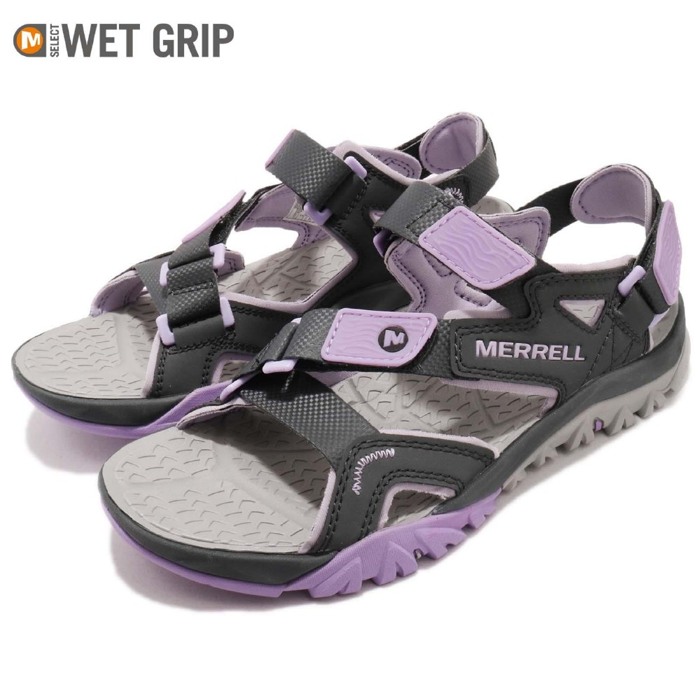 Merrell 涼拖鞋 Tetrex Crest Strap 女鞋