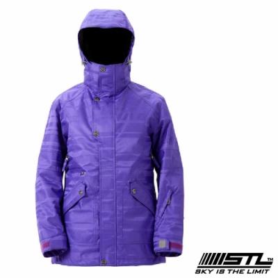 STL Snow 韓國戶外機能滑雪板/雪衣外套 男女款 橫紫