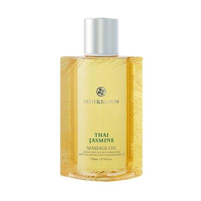 Bath & Bloom 泰國茉莉植物按摩油 170ml