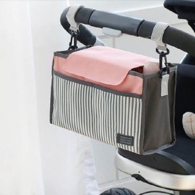 E.City_韓版大容量嬰兒推車尿布收納包媽咪包中包