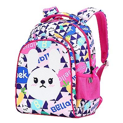 DF 童趣館 - 奇趣可愛動物大集合兒童後背包-共2色 贈鉛筆組