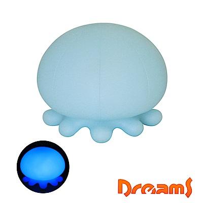日本 Dreams 大水母造型LED氣氛浴燈