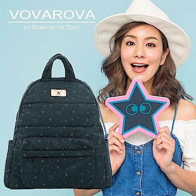 VOVAROVA x 莎莎-奔跑吧!後背包-滿天星莎-環遊世界系列