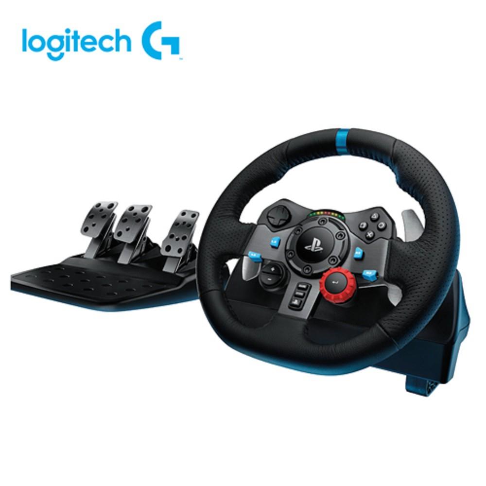 羅技G29賽車方向盤G920排擋桿PC PS4-適用