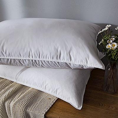 澳洲Simple Living 完美比例水鳥羽毛調節枕-2kg(二入)