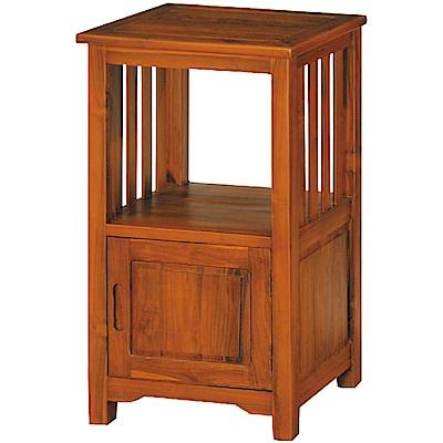 10大 綠活居 林肯典雅1.6尺實木單門櫃/收納櫃-48x42x83cm免組 推薦【2019年版】