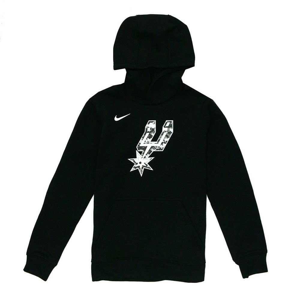 NIKE 青少年 連帽T恤 城市版 馬刺隊-WZ2B7BAZQ-SPU