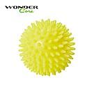 Wonder Core 健康按摩球 (檸檬綠/8cm)-2入組