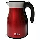 【Haier海爾】1.7L保溫不鏽鋼快煮壺 HEK-1700-1ZR