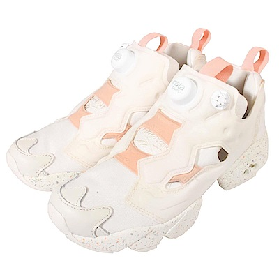 Reebok 慢跑鞋 Insta Pump 運動 女鞋