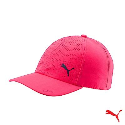 PUMA CAP 女運動帽 桃紅 021438 03