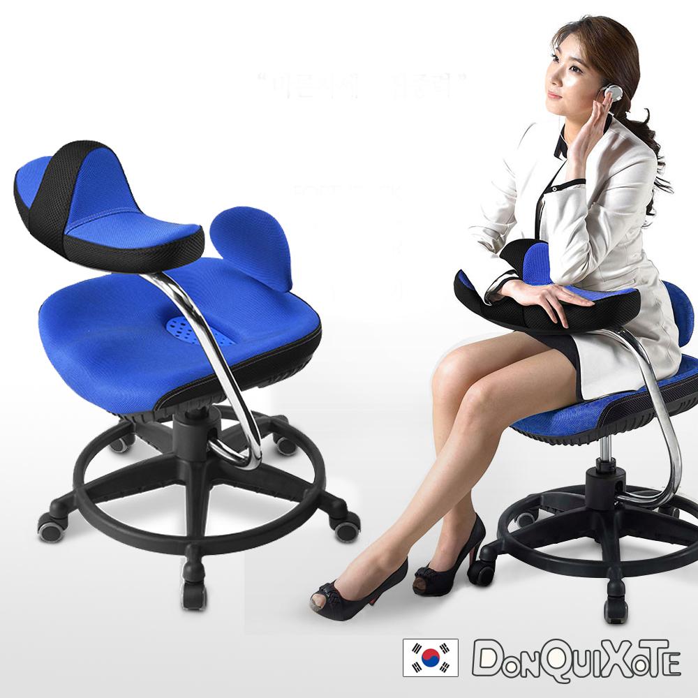 DonQuiXoTe-韓國原裝Reverse智慧工學椅-藍 @ Y!購物