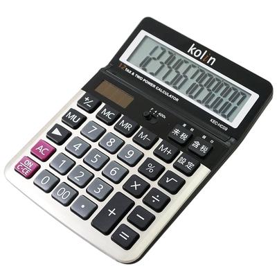 KOLIN 歌林商業用12位元稅率計算機 KEC-HC09