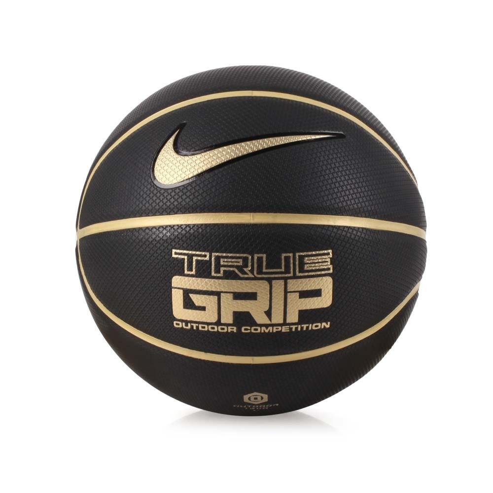 NIKE TRUE GRIP OT 8P 7號籃球 黑金