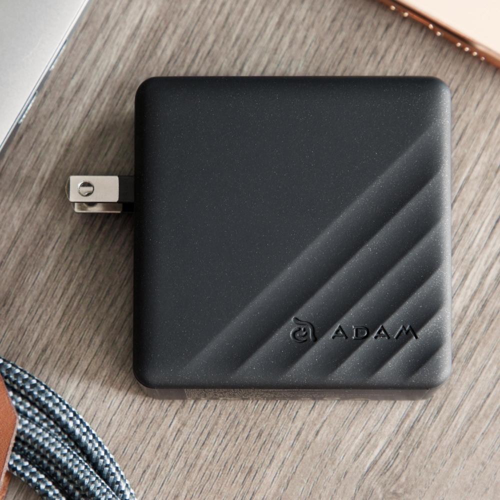 亞果元素 OMNIA P7 USB-C PD74W 旅行專用快速充電器