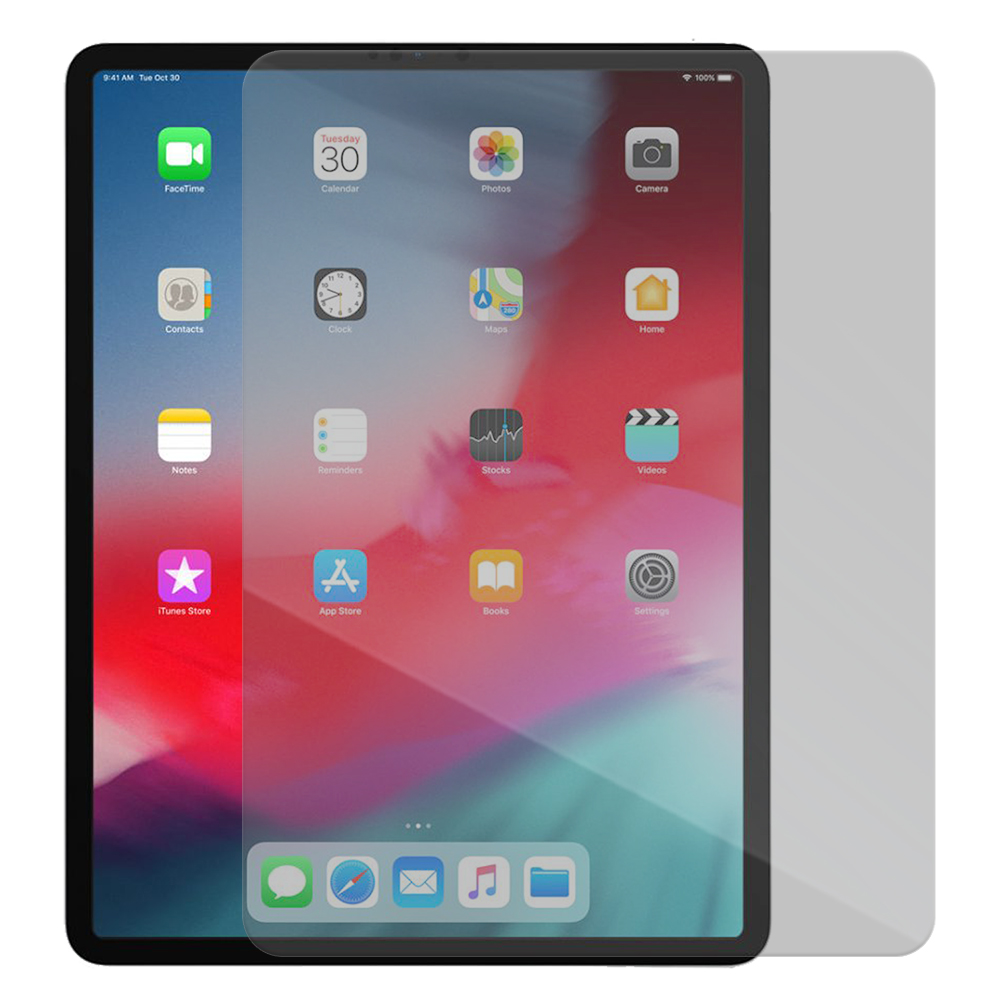 Metal-Slim Apple iPad Pro 12.9 2018 9H鋼化玻璃保護貼