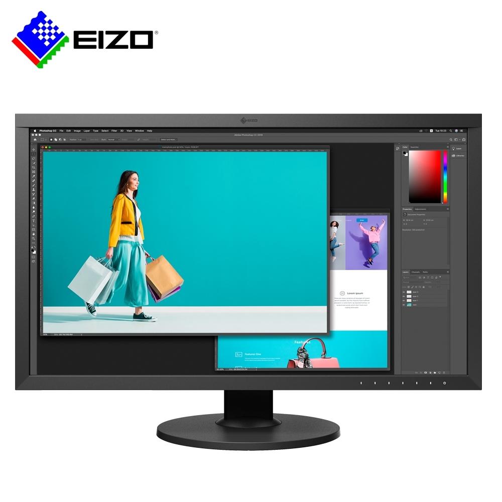 EIZO ColorEdge CS2740 UHD4K 27吋/低藍光低閃頻護眼/薄邊框